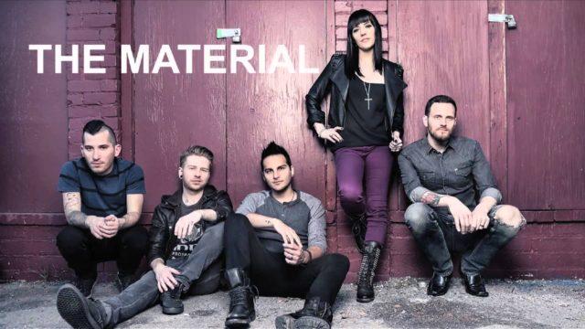The Material возвращаются с новым EP.