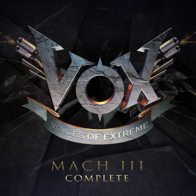 Voices Of Extreme выпустила свой новый студийный альбом.