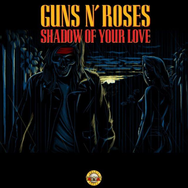 Guns N' Roses представили неизданную ранее песню «Shadow of Your Love».