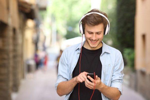 Слушать любые песни онлайн
