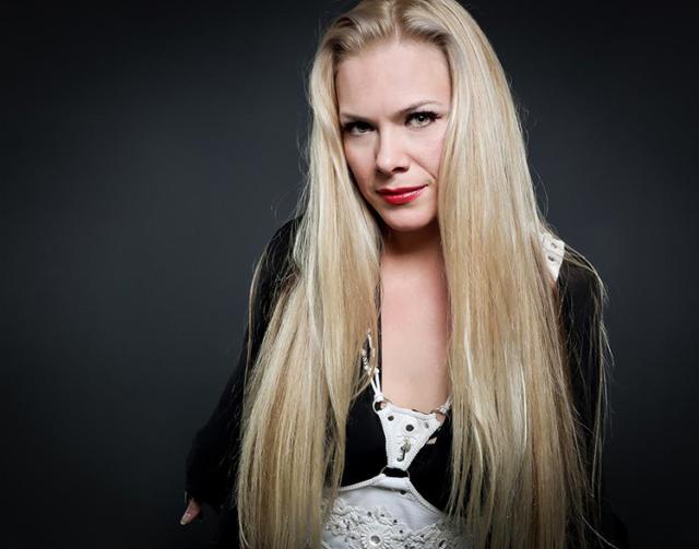 Аманда Сомервилль выпустила новый альбом со своим проектом Trillium.