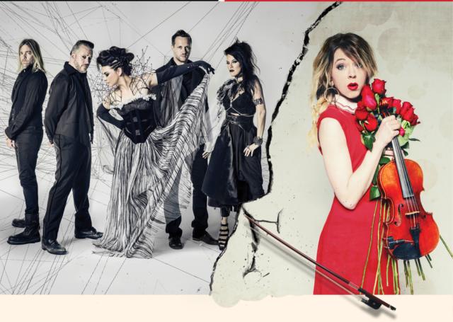 Evanescence выпустили новый клип на песню «Hi-Lo».