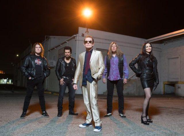 Легенда хард-рок вокала, Грэм Боннэт, запланировал новый альбом в сольном проекте.