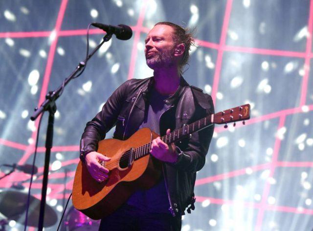 Опубликована песня Radiohead, которую никто не слышал уже 12 лет.