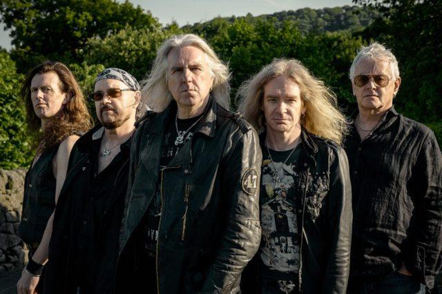 Saxon выпустили новый клип «The Secret Of Flight».