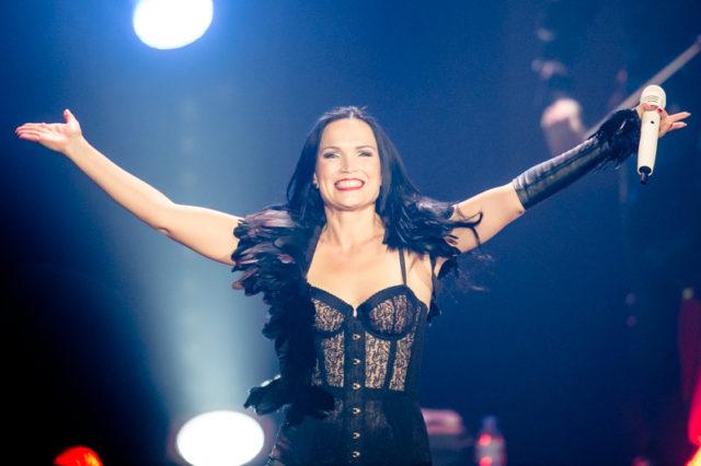 Тарья Турунен выпустила видео на песню «Undertaker».
