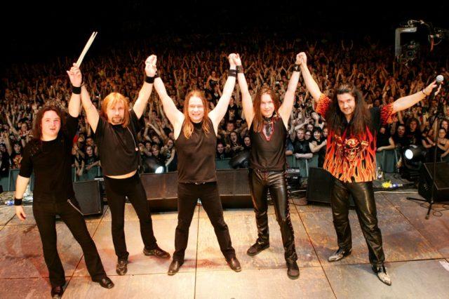 Группа «Кипелов» приступает к работе над новым альбомом.