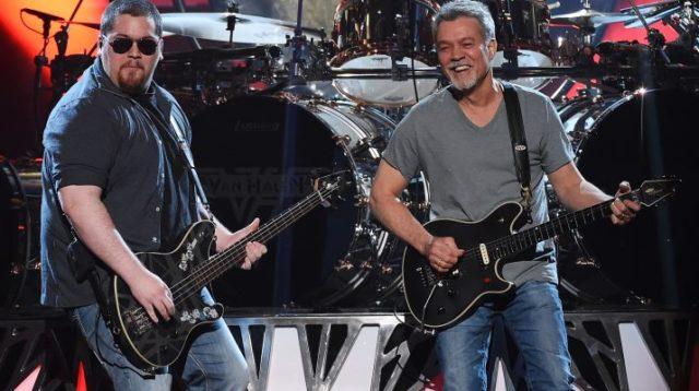 Басист Van Halen Вольфганг Ван Хален завершил работу над дебютным сольным альбомом.