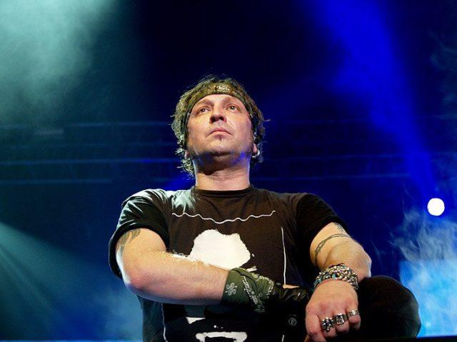 Беркут стал фронтменом нового проекта Небеса.