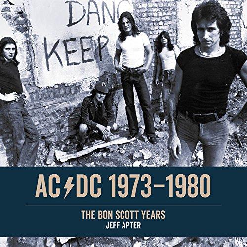 Выходит новая книга о ранних годах AC/DC.