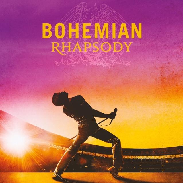 Саундтрек к фильму о Queen выйдет в октябре.
