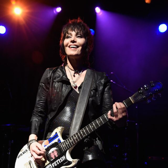 Joan Jett And The Blackhearts выпустили новый сингл «Fresh Start».