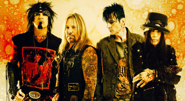 Mötley Crüe работают над новой музыкой.