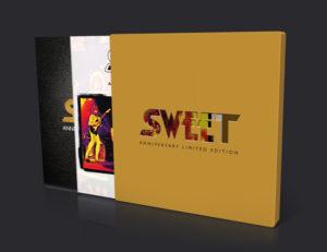 Издательство Rufus Publications анонсировало выход фото-книги о группе Sweet к её 50-тилетнему юбилею.