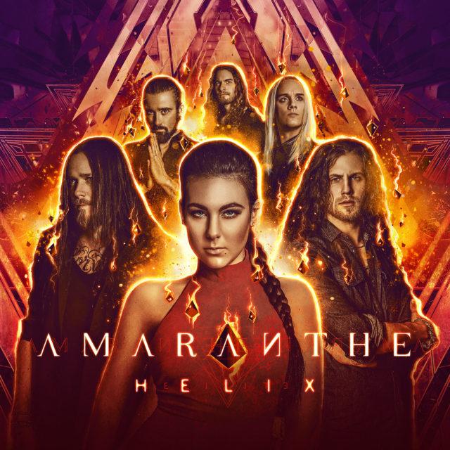 Amaranthe выпустили новый альбом Helix.
