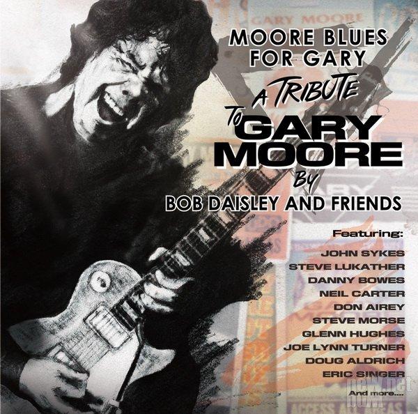 26 октября вышел трибьют альбом, посвященный блюзмену Гэри Муру.