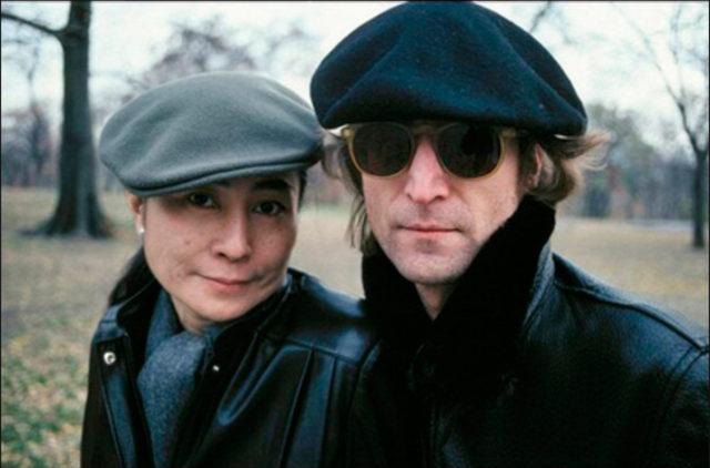О Джоне Ленноне и Йоко Оно могут снять фильм.