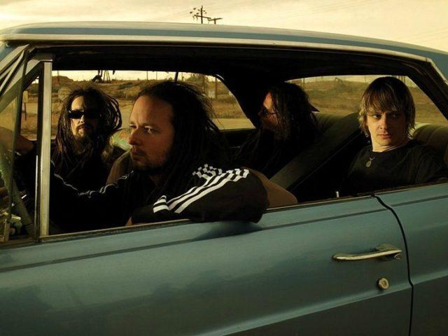 Вокалист группы Korn рассказал о новом альбоме своего коллектива.