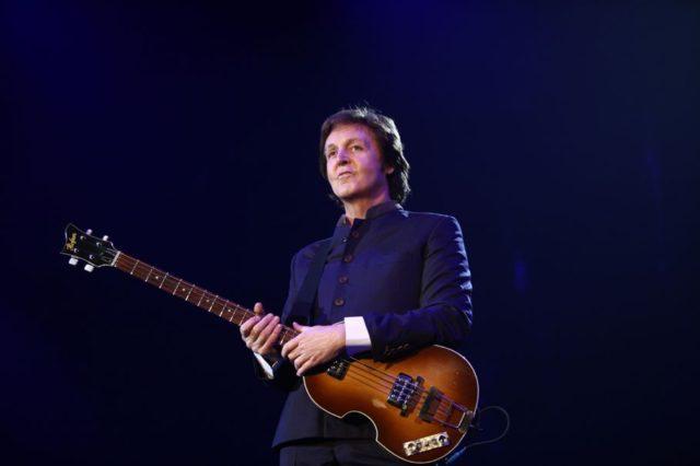 Песня McCartney превратила охранника в танцора.