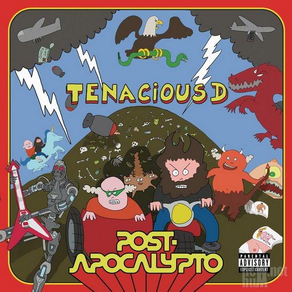 Tenacious D выпустят новый альбом Post-Apocalypto.