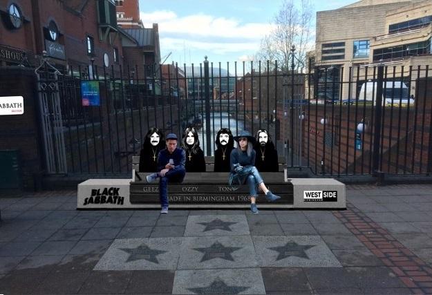 В честь Black Sabbath назовут мост в Бирмингеме.