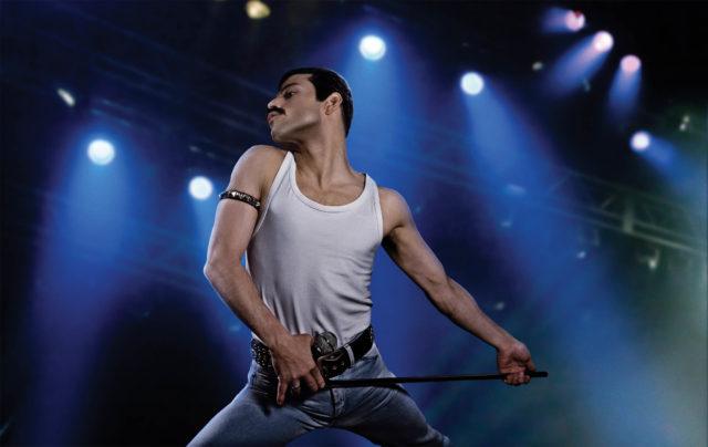 Фильм о группе Queen вышел в прокат.