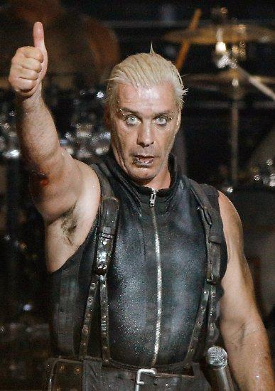 Rammstein едут в Москву и Питер со своими концертами.