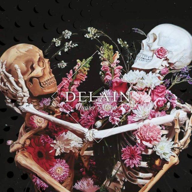 Новый альбом группы Delain под названием «Hunter's Moon» выйдет в феврале.