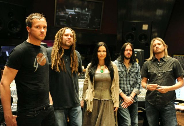 Evanescence скоро начнут работу над новым альбомом.