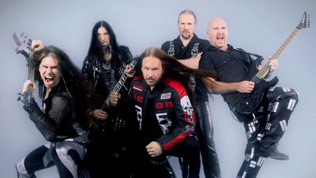 Hammerfall выпустят новый альбом «Dominion» в августе.