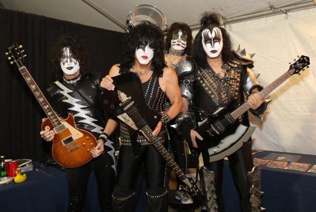 Гитарист Kiss: Прощальный тур — не рекламный трюк.