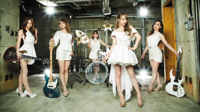 Lovebites выпустили новый сингл Pledge Of The Savior с предстоящего альбома Clockwork Immortality.