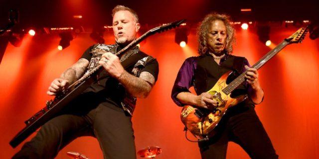 Metallica: видео исполнения «Seek & Destroy» в Сан-Франциско.
