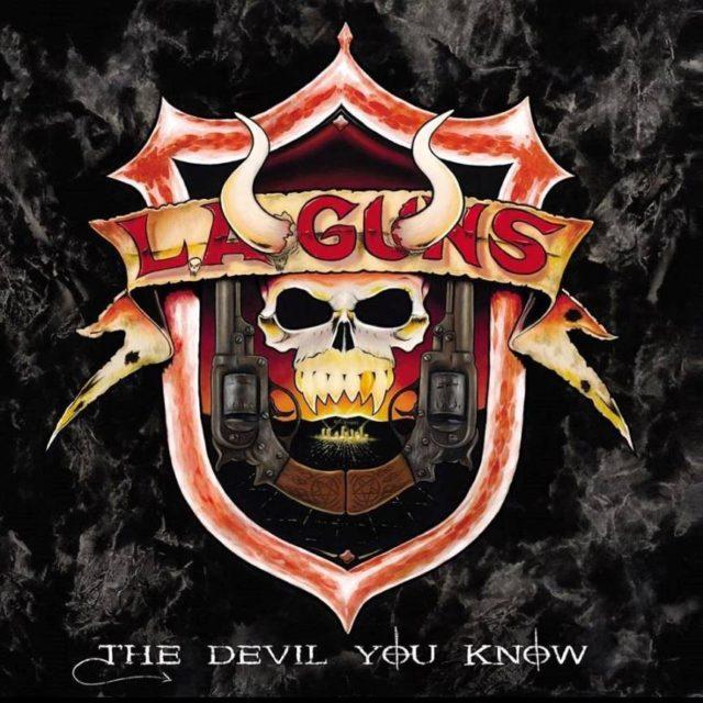 Подробности о новом альбоме L.A. Guns.