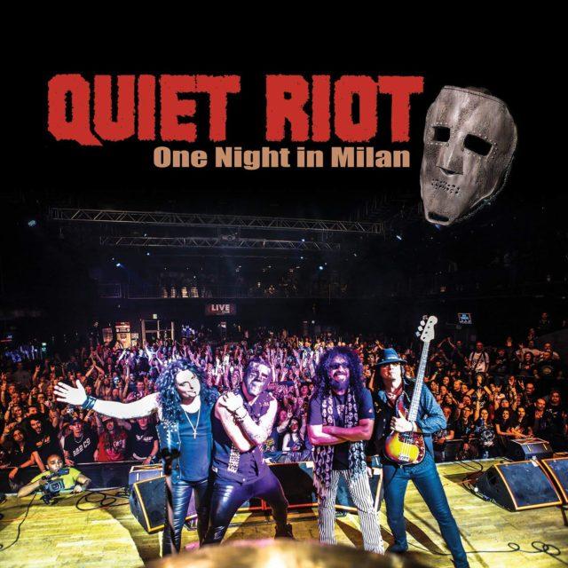 Quiet Riot выпустили концертный клип Condition Critical с предстоящего DVD — One Night In Milan.