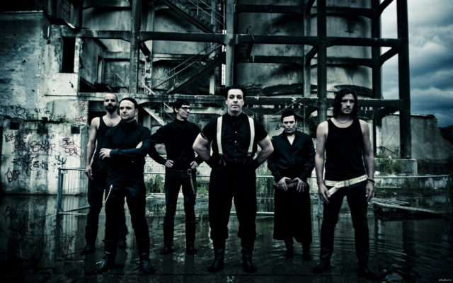 Rammstein собираются снять 5 видеоклипов.