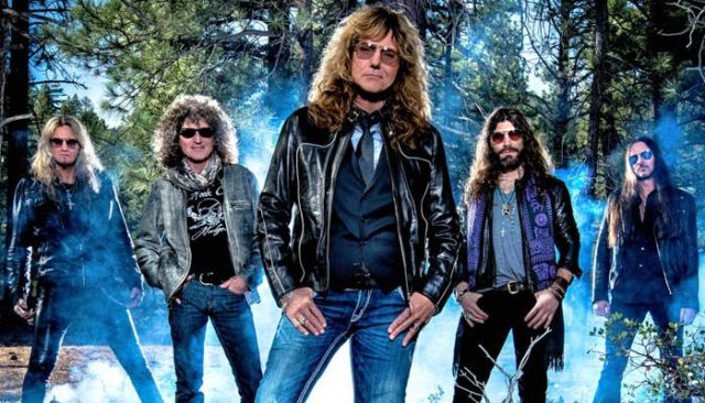 Whitesnake выпустили слайд-видео на песню Comin' Home.