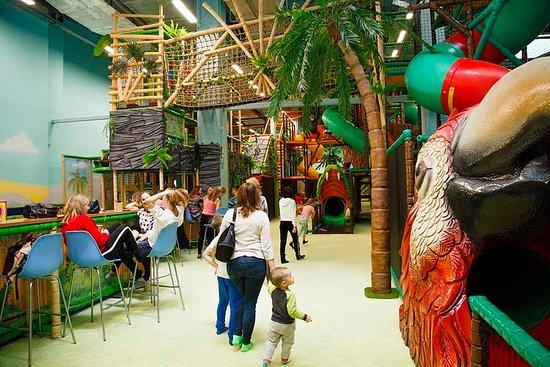 Где провести детский праздник в Новосибирске