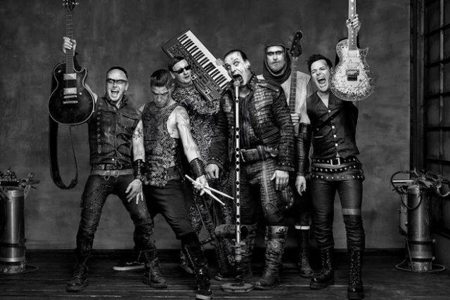 Rammstein выпустят новый клип.