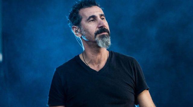 Серж Танкян записал саундтрек к фильму «Годзилла 2».