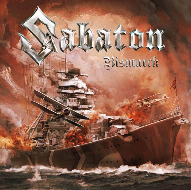 Видеоклип  Sabaton «Bismarck» в Сети.