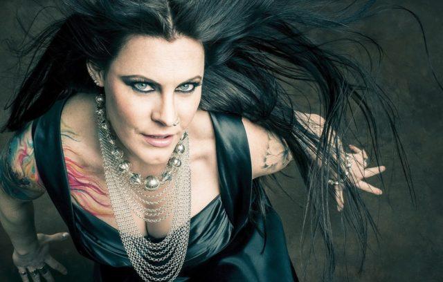 Вокалистка Nightwish примет участие в голландском телешоу.