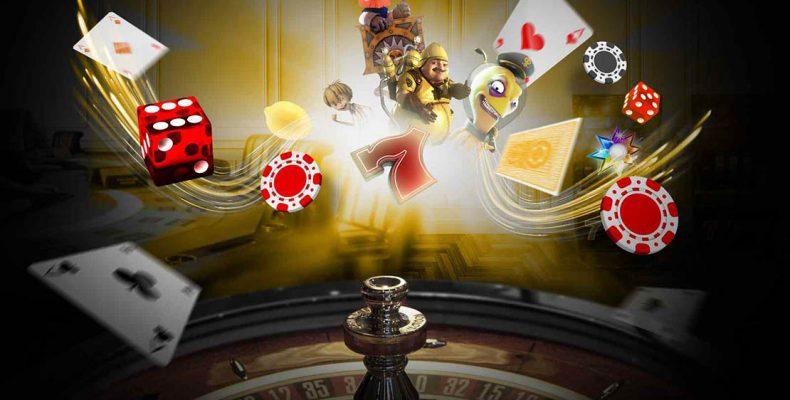 Онлайн казино Гаминатор