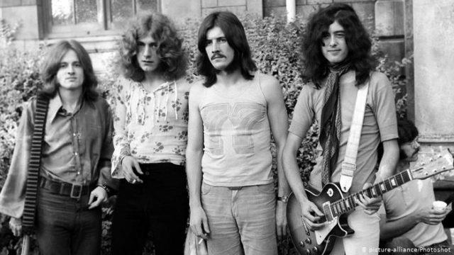 Led Zeppelin: официальный документальный фильм анонсирован к выходу к 50-летию команды.