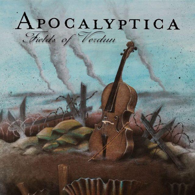 Группа Apocalyptica выпустила новый кавер.
