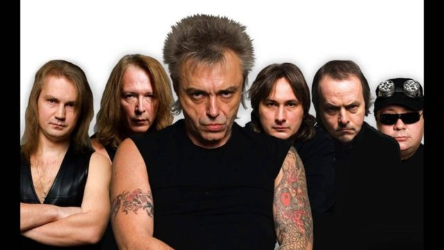 Группа Алиса представила песню Пуля из нового альбома.