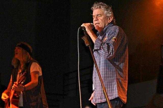 Бывший фронтмен Nazareth выпустит сольный альбом