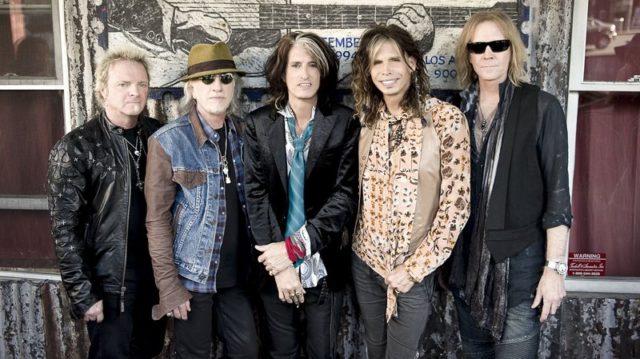 Aerosmith открывают свой музей в Лас-Вегасе.