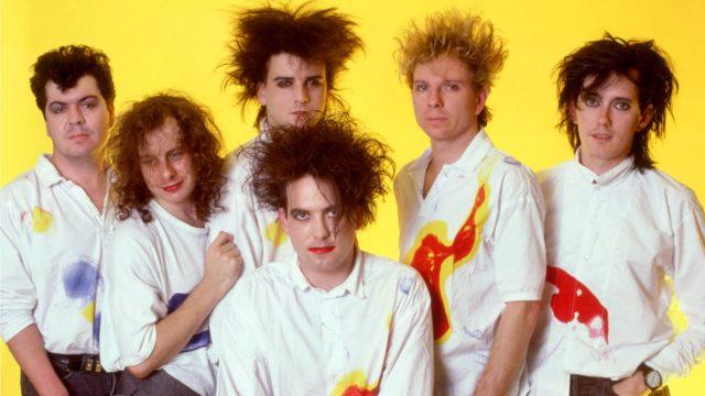 The Cure дописывают новый альбом