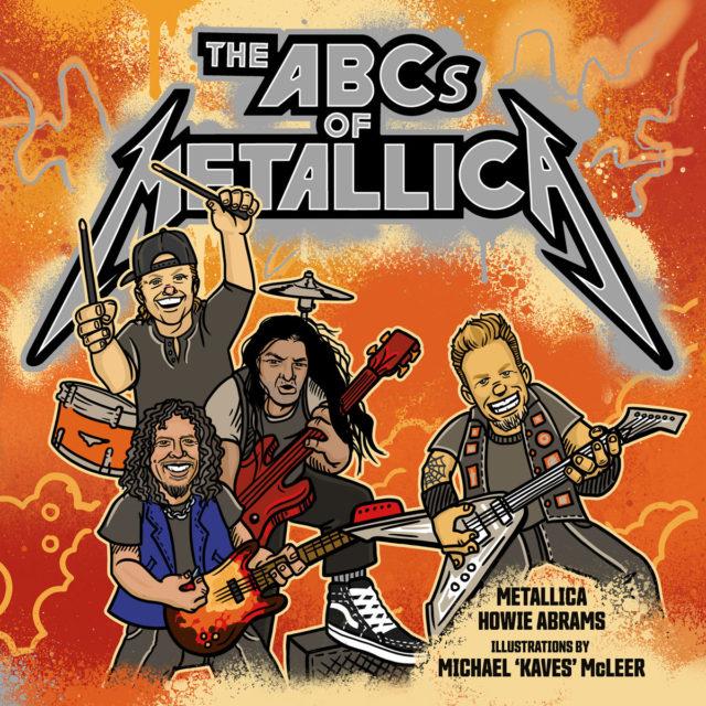 Metallica выпустят собственную азбуку